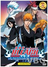 Bleach The Movie 2 The DiamondDust Rebellion